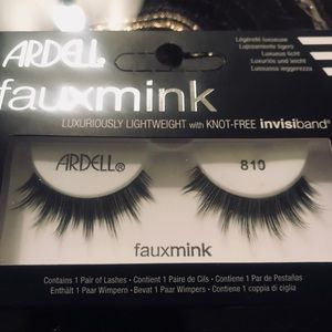 Ardell Makeup - 7 Faux Mink Lashes Wispies Applicator Ardell Lot